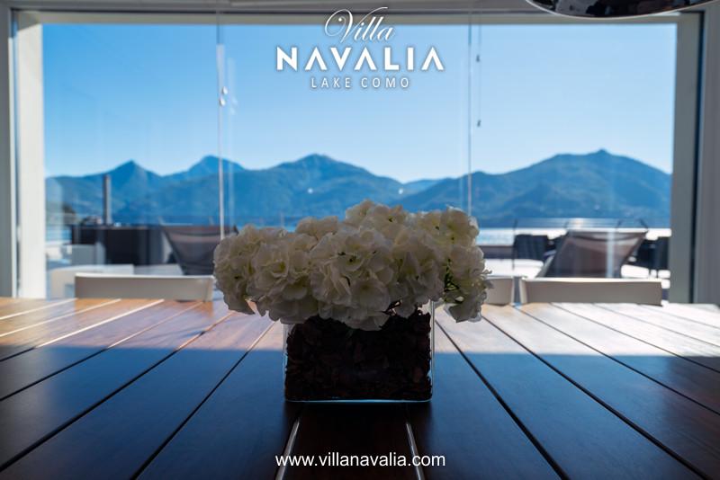 villa Navalia Menaggio lago di Como