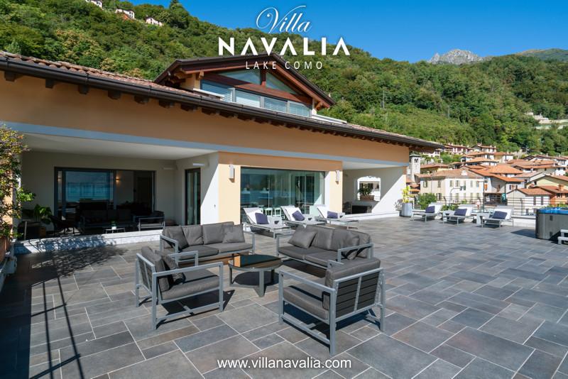 villa Navalia Menaggio lake Como