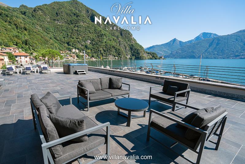 villa Navalia Menaggio Como lake